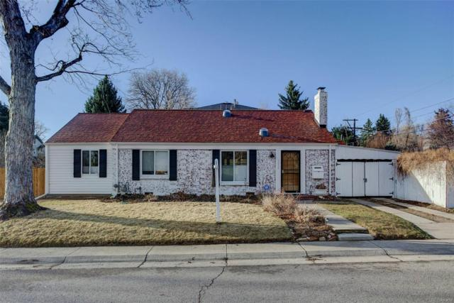 6030 E 11th Avenue, Denver, CO 80220 (#9284012) :: Bring Home Denver