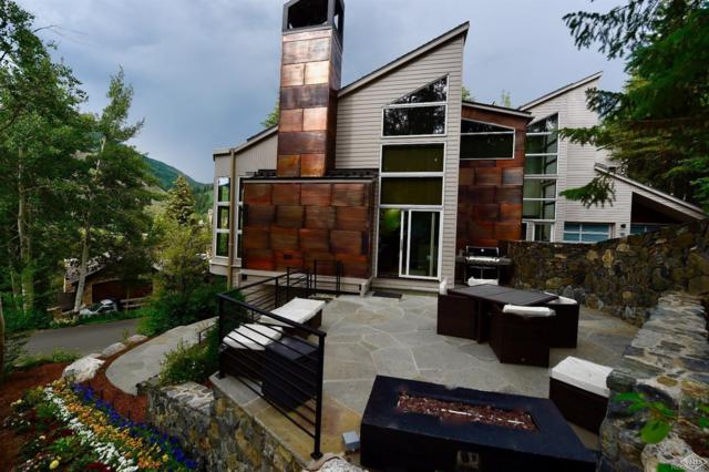 327 Rockledge Road W, Vail, CO 81657 (#9285560) :: The Griffith Home Team