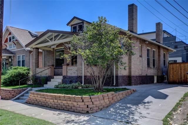 3244 W 31st Avenue, Denver, CO 80211 (MLS #9287601) :: 8z Real Estate