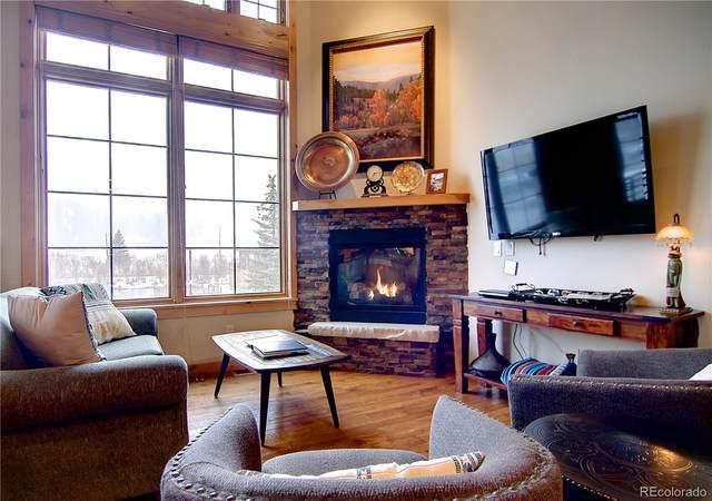 45 6th Street #2, Steamboat Springs, CO 80487 (#9288124) :: Briggs American Properties