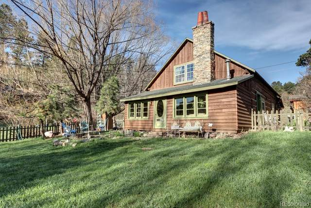5502 Santa Clara Road, Indian Hills, CO 80454 (#9290996) :: Mile High Luxury Real Estate