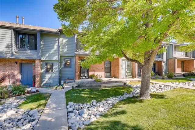 3506 S Depew Street #5, Lakewood, CO 80235 (#9291405) :: The Colorado Foothills Team | Berkshire Hathaway Elevated Living Real Estate