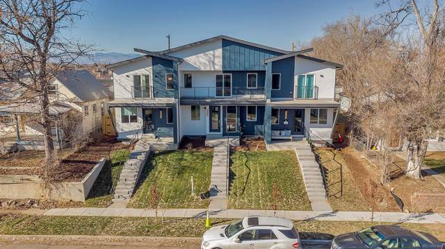 3583 S Ogden Street, Englewood, CO 80113 (MLS #9292360) :: Colorado Real Estate : The Space Agency
