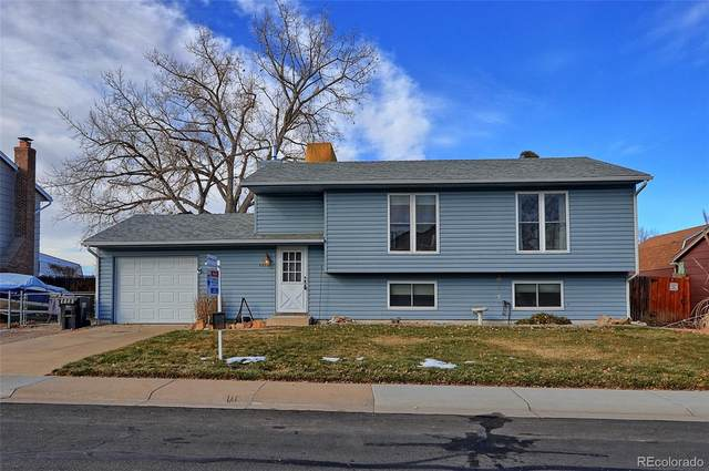 8815 W 93rd Avenue, Westminster, CO 80021 (MLS #9292422) :: 8z Real Estate