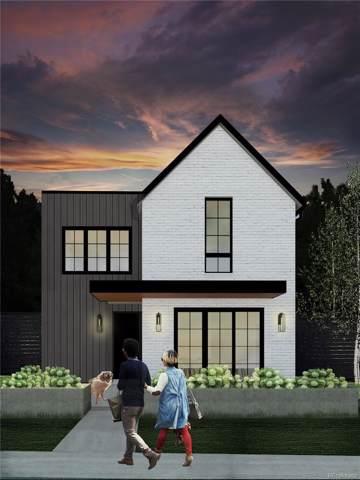 1551 S Clarkson Street, Denver, CO 80210 (#9292603) :: The HomeSmiths Team - Keller Williams
