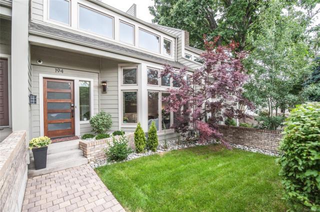 194 Monroe Street, Denver, CO 80206 (#9296447) :: Bring Home Denver