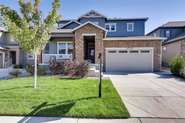 14928 Rider Place, Parker, CO 80134 (#9296886) :: The Healey Group
