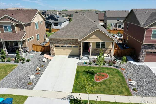1191 W 170th Avenue, Broomfield, CO 80023 (#9299688) :: The Dixon Group