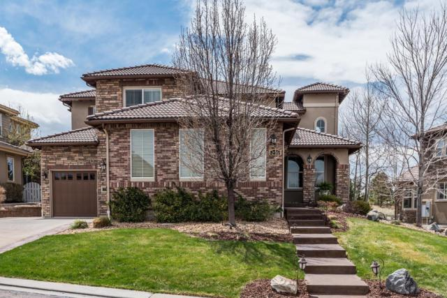 278 Maplehurst Point, Highlands Ranch, CO 80126 (#9300128) :: Compass Colorado Realty