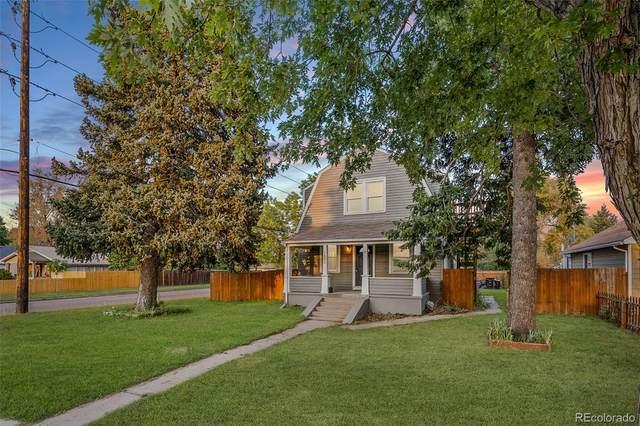 1690 Spruce Street, Denver, CO 80220 (#9306771) :: The Gilbert Group