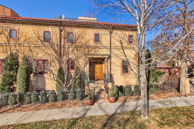 3805 E 2nd Avenue, Denver, CO 80206 (#9307800) :: Sellstate Realty Pros