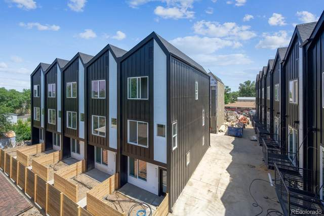 4925 W 10th Avenue #112, Denver, CO 80204 (MLS #9312786) :: Clare Day with Keller Williams Advantage Realty LLC