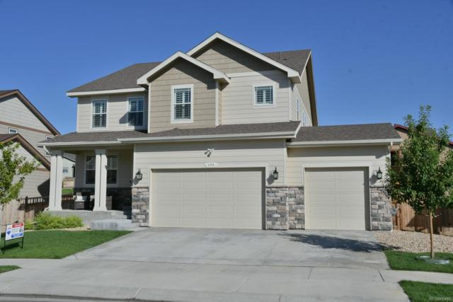 694 Gamble Oak Street, Brighton, CO 80601 (#9312995) :: HomePopper