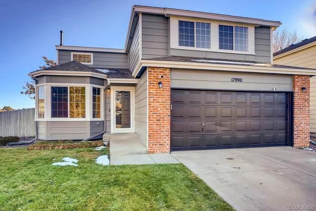 17990 E Brown Place, Aurora, CO 80013 (#9313474) :: Kimberly Austin Properties