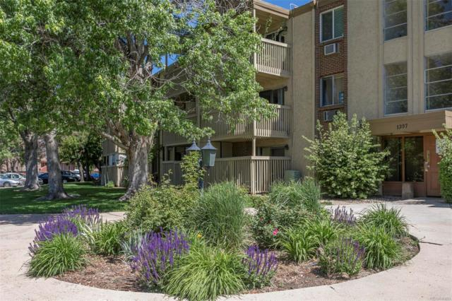 1302 S Parker Road #319, Denver, CO 80231 (#9315003) :: The Galo Garrido Group