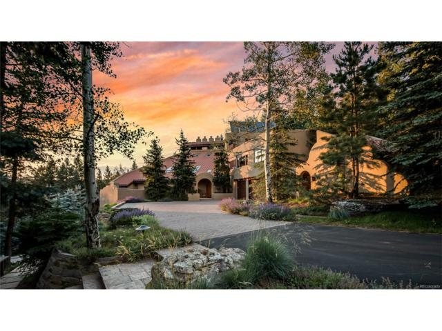 33791 Meadow Mountain Road, Evergreen, CO 80439 (#9316179) :: The Peak Properties Group