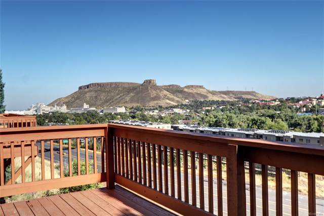 543 Canyon View Drive, Golden, CO 80403 (MLS #9317195) :: 8z Real Estate