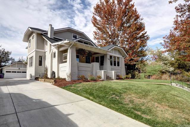 747 Cook Street, Denver, CO 80206 (MLS #9317465) :: 8z Real Estate