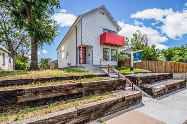 3812 N Cook Street, Denver, CO 80205 (MLS #9318522) :: 8z Real Estate