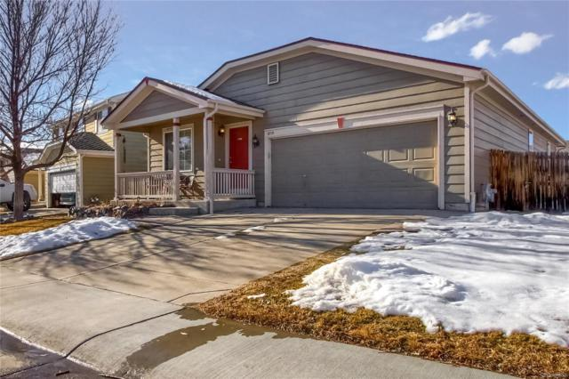 6719 Fonder Drive, Parker, CO 80134 (#9318988) :: The City and Mountains Group