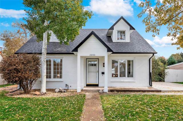 2880 S Vine Street, Denver, CO 80210 (#9320695) :: Wisdom Real Estate