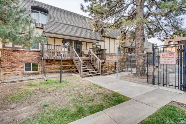 8060 W 9th Avenue #115, Lakewood, CO 80214 (#9322076) :: Bring Home Denver with Keller Williams Downtown Realty LLC