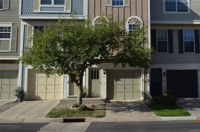 1699 S Trenton Street #170, Denver, CO 80231 (MLS #9323779) :: 8z Real Estate