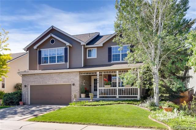 13840 W 64th Drive, Arvada, CO 80004 (#9324828) :: The Brokerage Group
