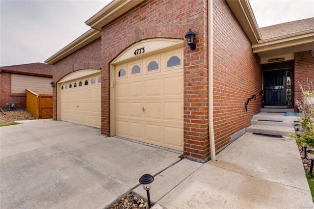 4773 S Duquesne Street, Aurora, CO 80016 (#9329225) :: The Peak Properties Group