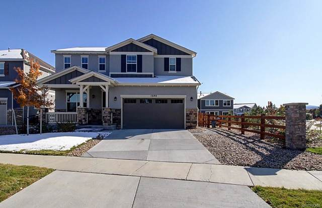 13192 W 74th Drive, Arvada, CO 80005 (#9329843) :: The DeGrood Team
