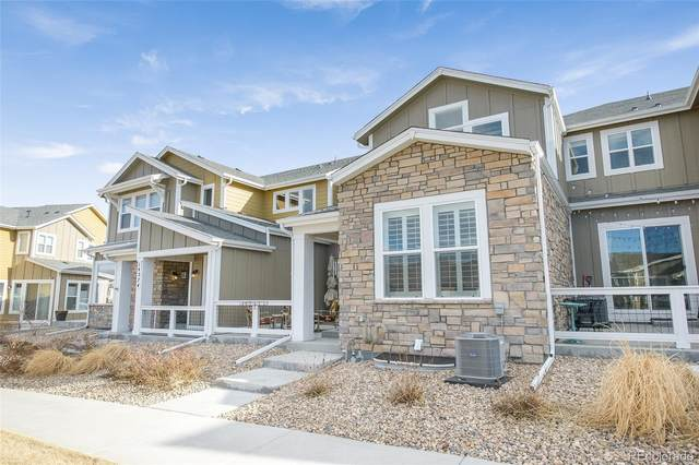 14274 W 88th Drive B, Arvada, CO 80005 (MLS #9330985) :: 8z Real Estate