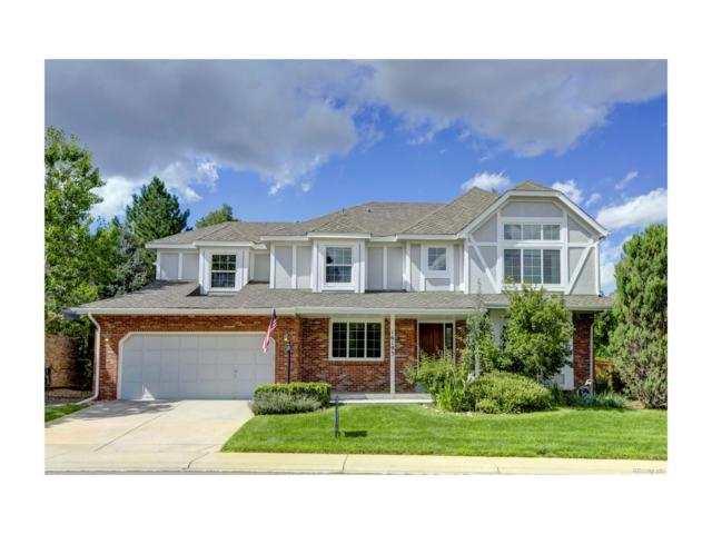 16193 E Crestline Place, Centennial, CO 80015 (MLS #9334177) :: 8z Real Estate