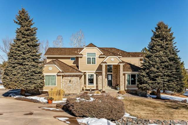 7246 S Chapparal Circle, Centennial, CO 80016 (#9338702) :: James Crocker Team