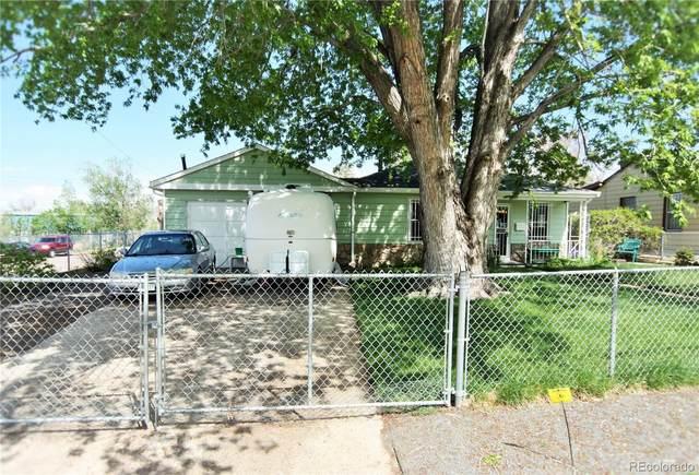 3750 Monroe Street, Denver, CO 80205 (#9341228) :: The DeGrood Team