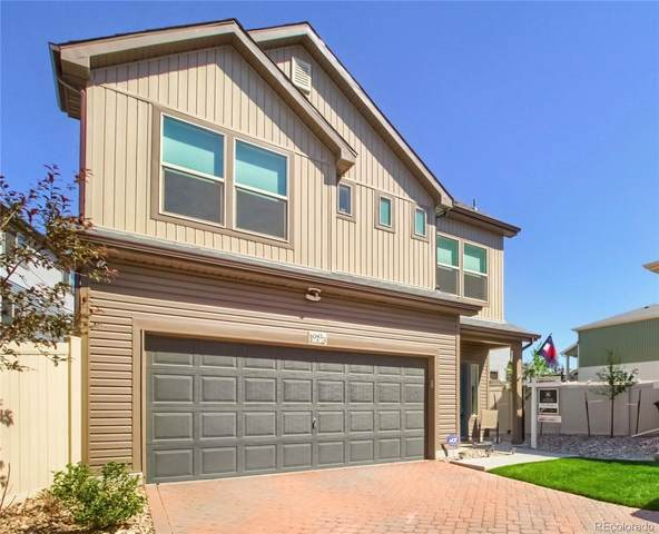 19193 E 54th Place, Denver, CO 80249 (#9342958) :: The DeGrood Team