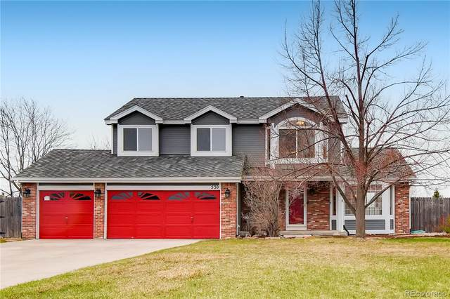 530 W Linden Street, Louisville, CO 80027 (#9345304) :: Berkshire Hathaway HomeServices Innovative Real Estate