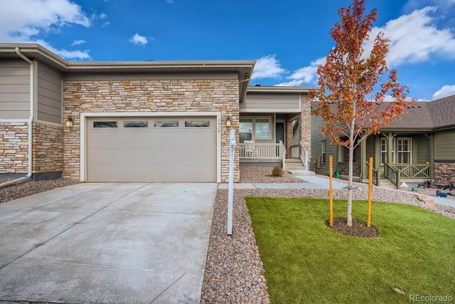 3915 Happy Hollow Drive, Castle Rock, CO 80104 (#9346627) :: The DeGrood Team