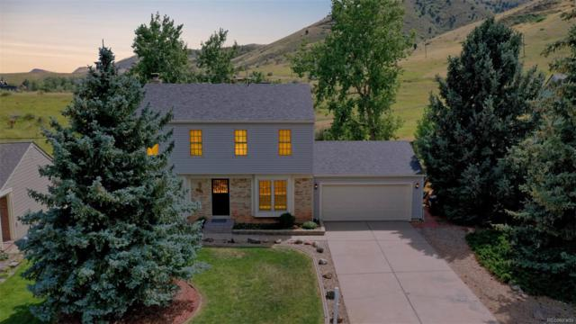 106 Crawford Circle, Golden, CO 80401 (#9347125) :: HomePopper