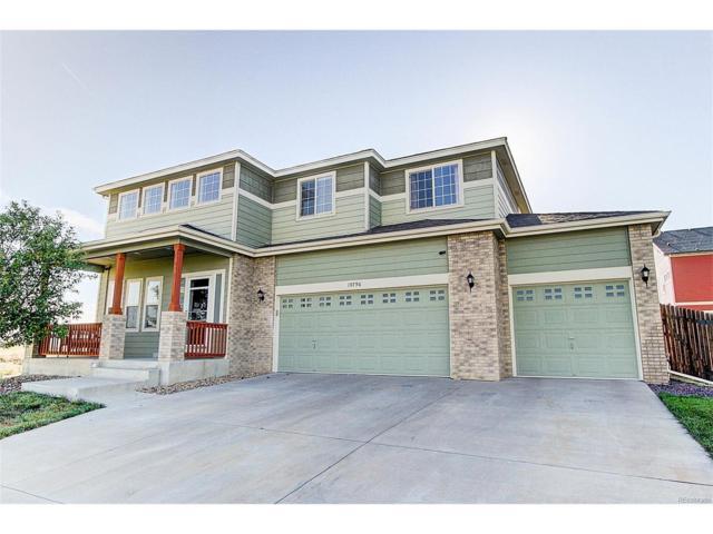 10796 Wheeling Street, Commerce City, CO 80022 (MLS #9347193) :: 8z Real Estate