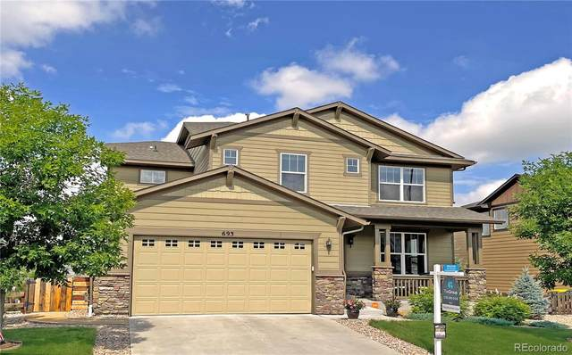 693 Fossil Bed Circle, Erie, CO 80516 (#9347939) :: The Gilbert Group