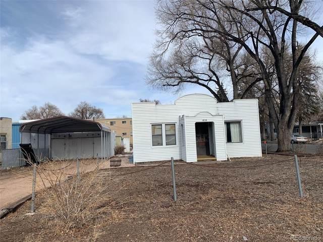 1830 E Kiowa Street, Colorado Springs, CO 80909 (MLS #9353452) :: 8z Real Estate