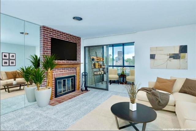 800 Pearl Street #401, Denver, CO 80203 (#9354283) :: The Healey Group