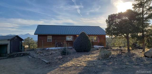 1500 Arnold Drive, Cotopaxi, CO 81223 (#9354297) :: Finch & Gable Real Estate Co.