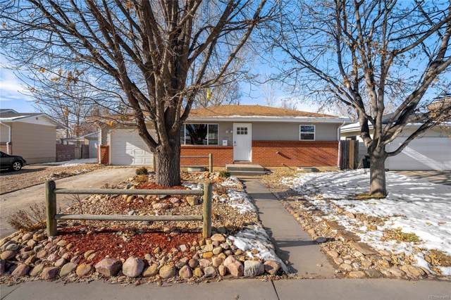319 26th Avenue, Greeley, CO 80631 (#9355093) :: HomePopper