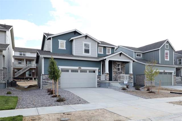 26264 E 4th Place, Aurora, CO 80018 (#9356823) :: The Tamborra Team