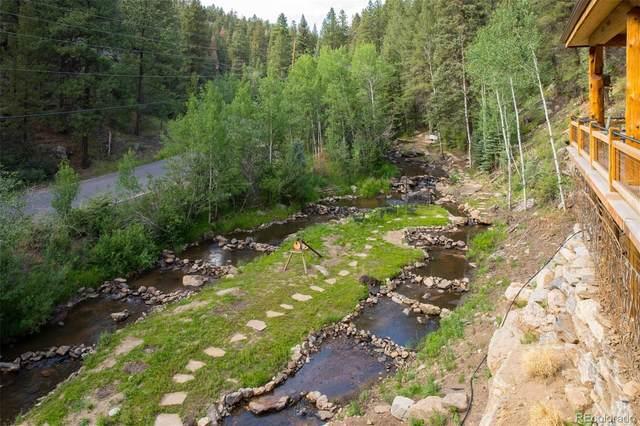 14433 Elk Creek Road, Pine, CO 80470 (#9357693) :: Kimberly Austin Properties