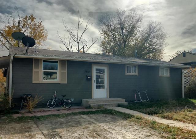 360 Cuchara Street, Denver, CO 80221 (#9358319) :: The Heyl Group at Keller Williams
