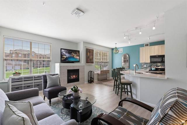 9180 Rolling Way #107, Parker, CO 80134 (#9358737) :: The Dixon Group