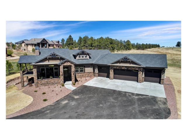 17535 Pond View Place, Colorado Springs, CO 80908 (MLS #9362784) :: 8z Real Estate