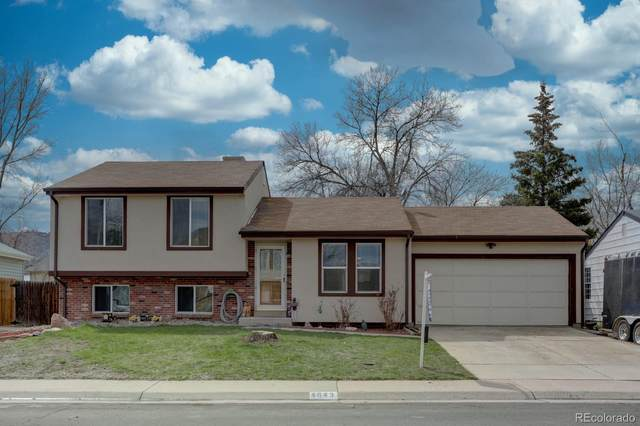 4643 S Devinney Street, Morrison, CO 80465 (#9365056) :: Berkshire Hathaway Elevated Living Real Estate